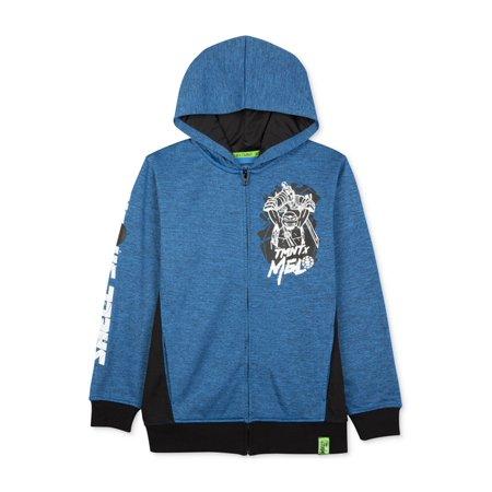 Nickelodeon Boys Carmelo Anthony TMNT Hoodie Sweatshirt - Tmnt Raphael Hoodie