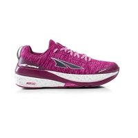 Altra Footwear Women's Paradigm 4.0 Lace Up Athletic Running Shoes Pink (6.5M)