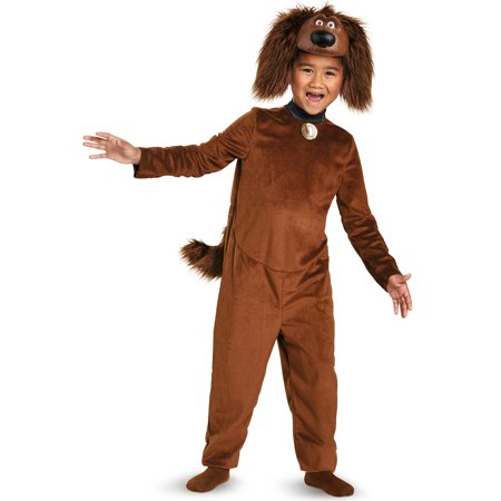 The Secret Life Of Pets - Duke Classic Costume for Kids](1920 Costumes For Sale)