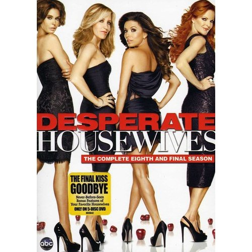 Desperate Housewives: The Complete Eighth And Final Season (Widescreen)
