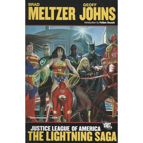 Justice League of America 2: Lightning Saga
