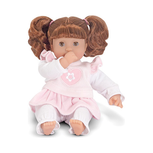 "Children's Melissa & Doug 12"" Brianna Doll"