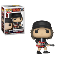Funko POP! Rocks: AC/DC - Angus Young