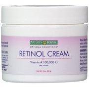 Nature's Bounty Optimal Solutions Retinol Cream, 2 oz