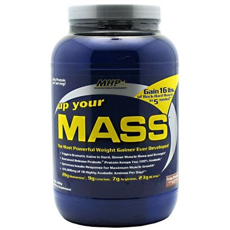 MHP Up Your Mass, Fudge Browniem, 32 Oz
