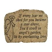 Carson Home Accents Angel's Garden - Garden Stone