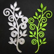 handicraft stencil hand DIY die scrapbook embossing mould embossing mold metal card stencil - image 4 of 6