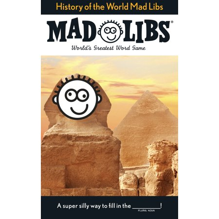 History of the World Mad Libs - Mad Libs Halloween
