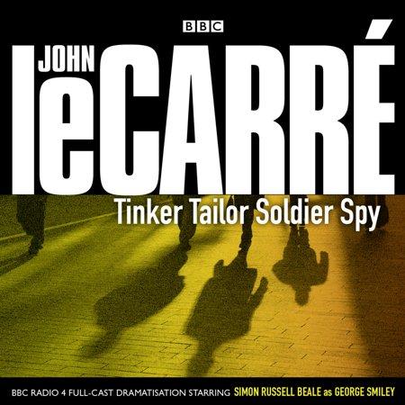 Tinker Tailor Soldier Spy - Audiobook