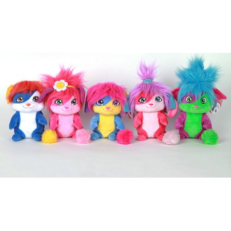 Popples Talk Plush
