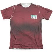 Fight Club - Bob Costume - Short Sleeve Shirt - Large