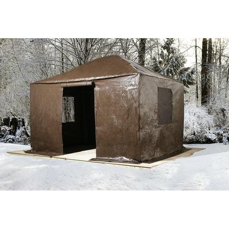 Sojag 12x16 Universal, Polyethylene, Winter Cover.