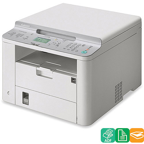 Canon imageCLASS D530 Black/White Laser Multifunction Printer/Copier/Scanner