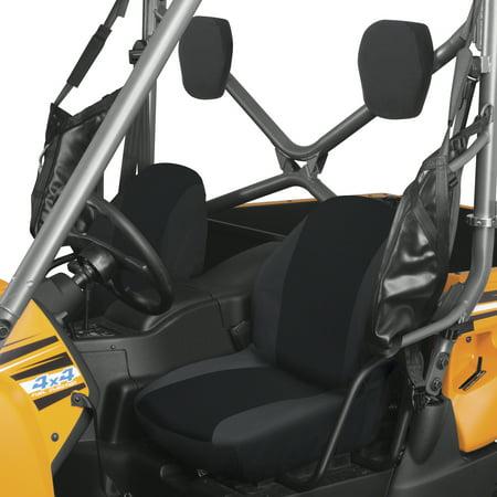 Classic Accessories QuadGear UTV Bucket Seat Covers, Black
