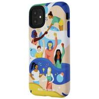 Speck Make My Case Series Hybrid Case for Apple iPhone 11 - Girls / Multi-Color (Refurbished)