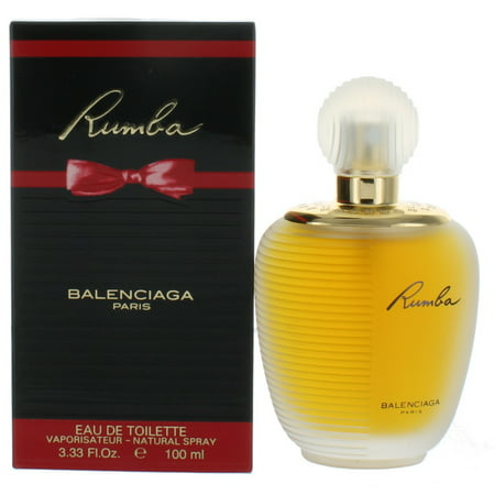 For Spray By Women Edt Rumba Balenciaga 33 Oz 3 FKcl1J