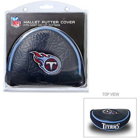 Tennessee Titans Mallet Putter Cover