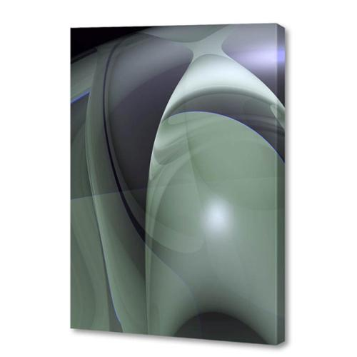 Menaul Fine Art 's 'Olive Swirls' by Scott J. Menaul Small