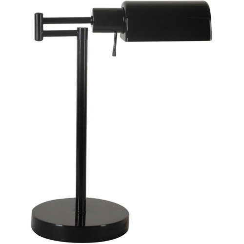 Elegant Mainstays Swing Arm Desk Lamp With CFL Bulb Included