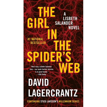 Modified Trap Web (The Girl in the Spider's Web)