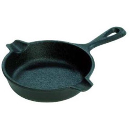 "LODGE MFG LMS3 3-1/2"" Mini Skillet - Walmart.com"
