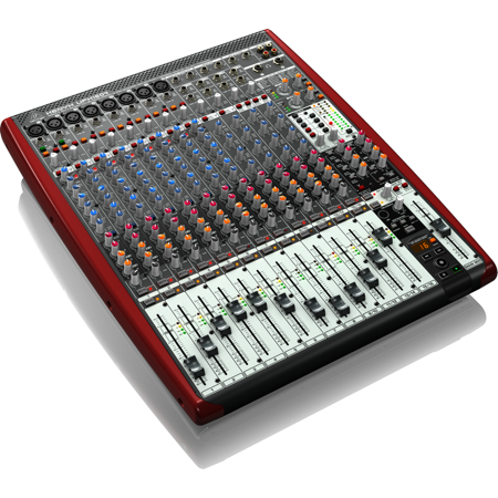 behringer ufx1604 16 input 16 channel usb recorder mixer w xenyx mic preamp. Black Bedroom Furniture Sets. Home Design Ideas
