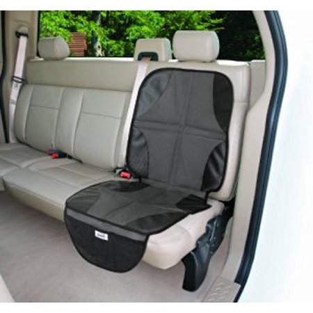 Summer Infant Duo Mat 2 In 1 Car Seat Protector - Black/Grey ...