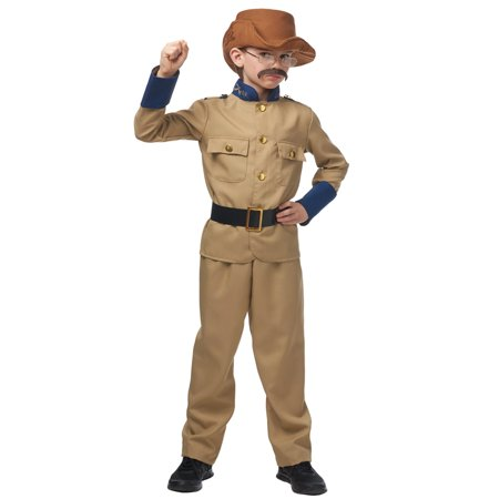 Boys Teddy Roosevelt President Costume](Dead Presidents Costumes)