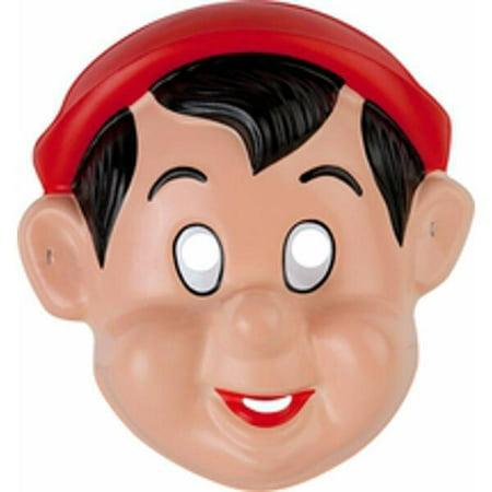 Pinocchio PVC Costume Mask (Pinocchio Costume Ideas)