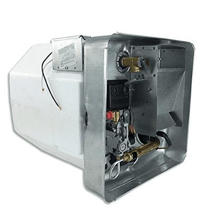 Suburban SW10DE Porcelain-Lined Steel Tank Water Heater-10 gal. ()