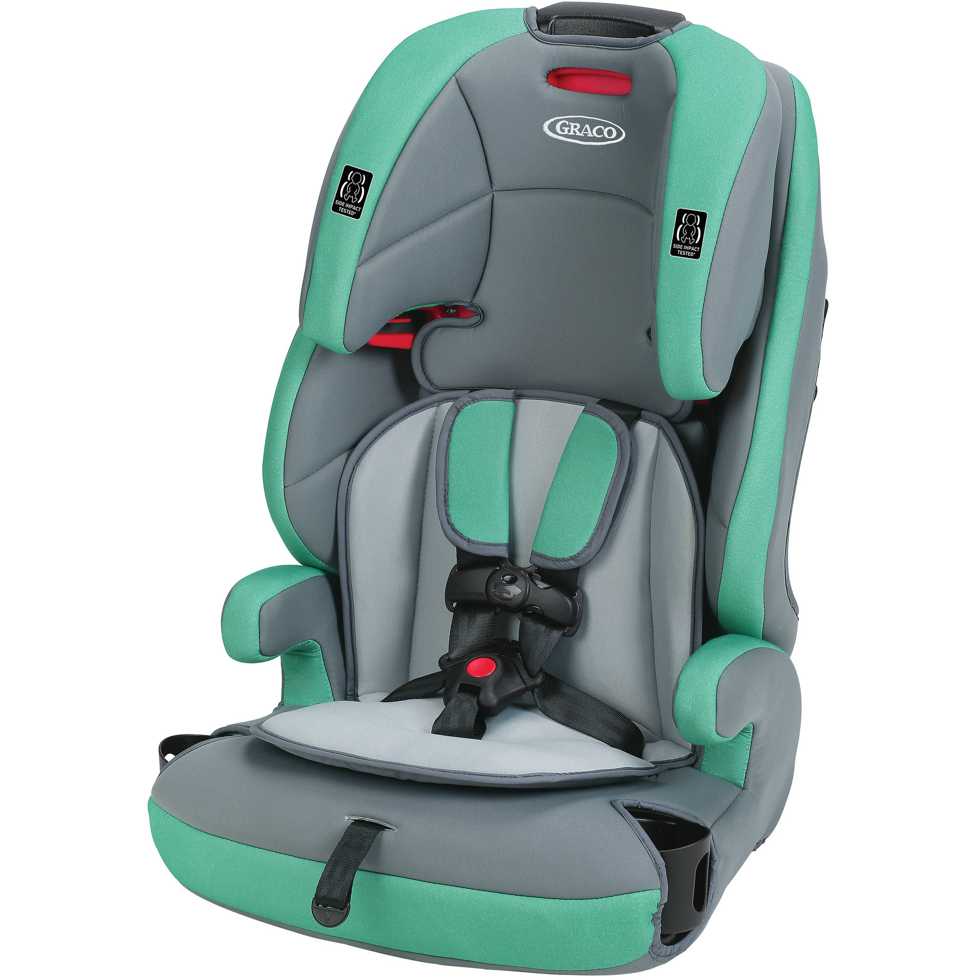 Graco Tranzitions 3-in-1 Harness Booster Car Seat, Basin