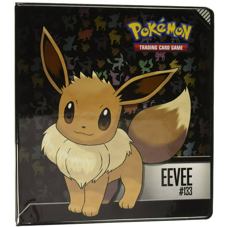 Ultra Pro Pokemon 2 Eevee 3 Ring Binder