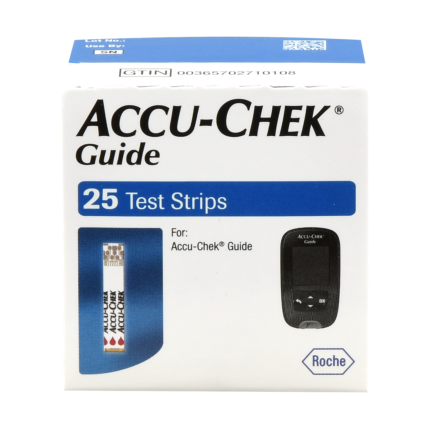 Accu-Chek Guide 25ct Test Strips