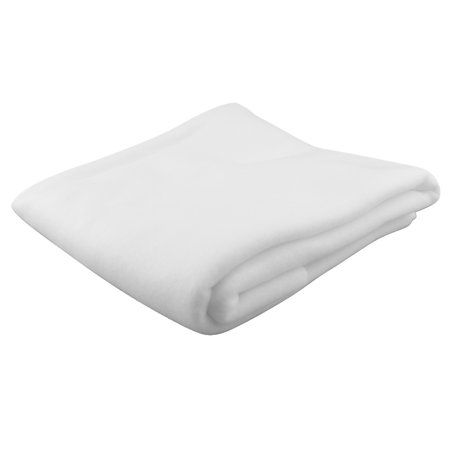 Sax Decorator Felt, 36 x 36 in, White