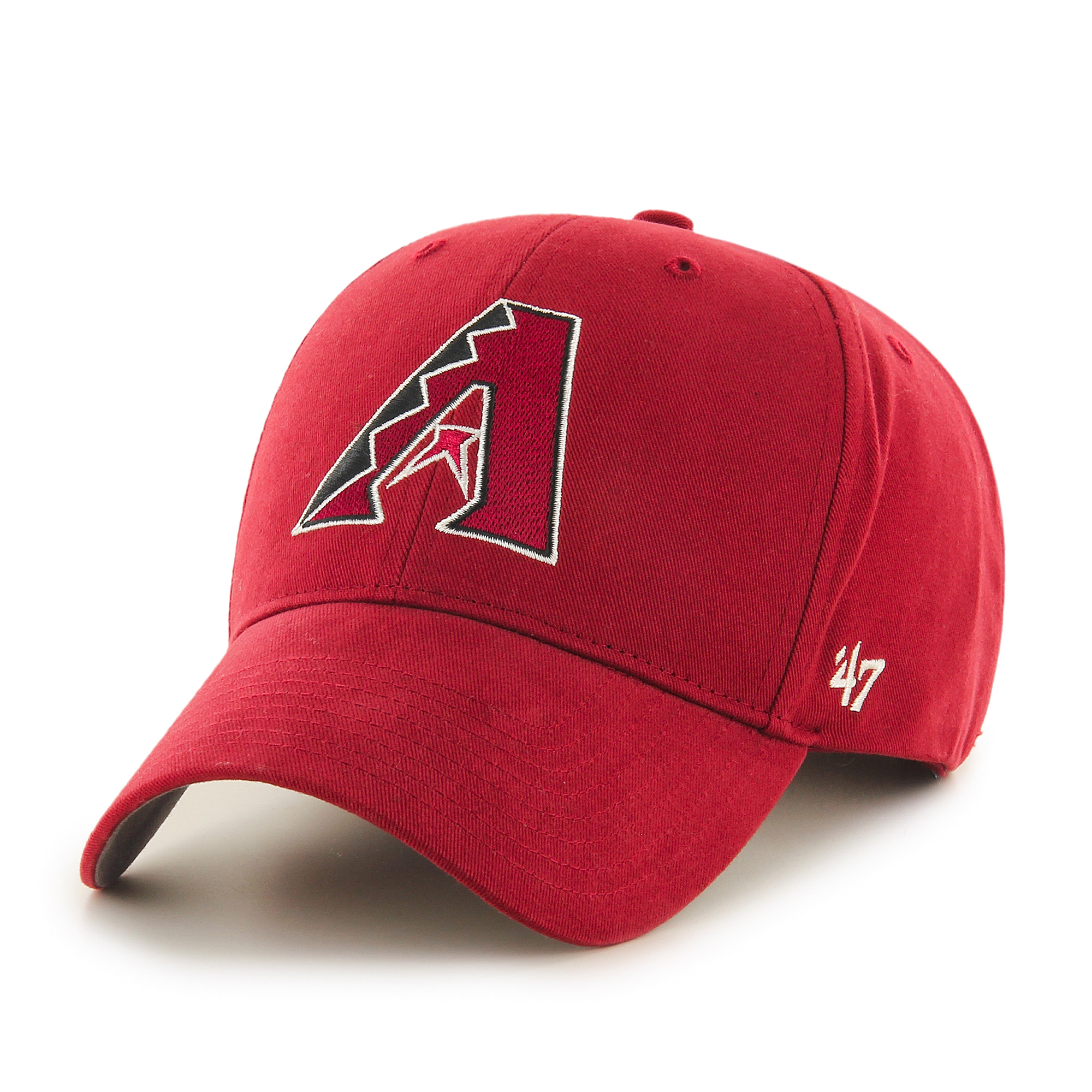 Arizona Diamondbacks '47 Infant Basic Logo Adjustable Hat - Red - OSFA