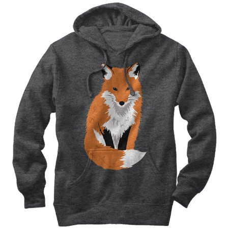 Men's Furry Fox Hoodie ()
