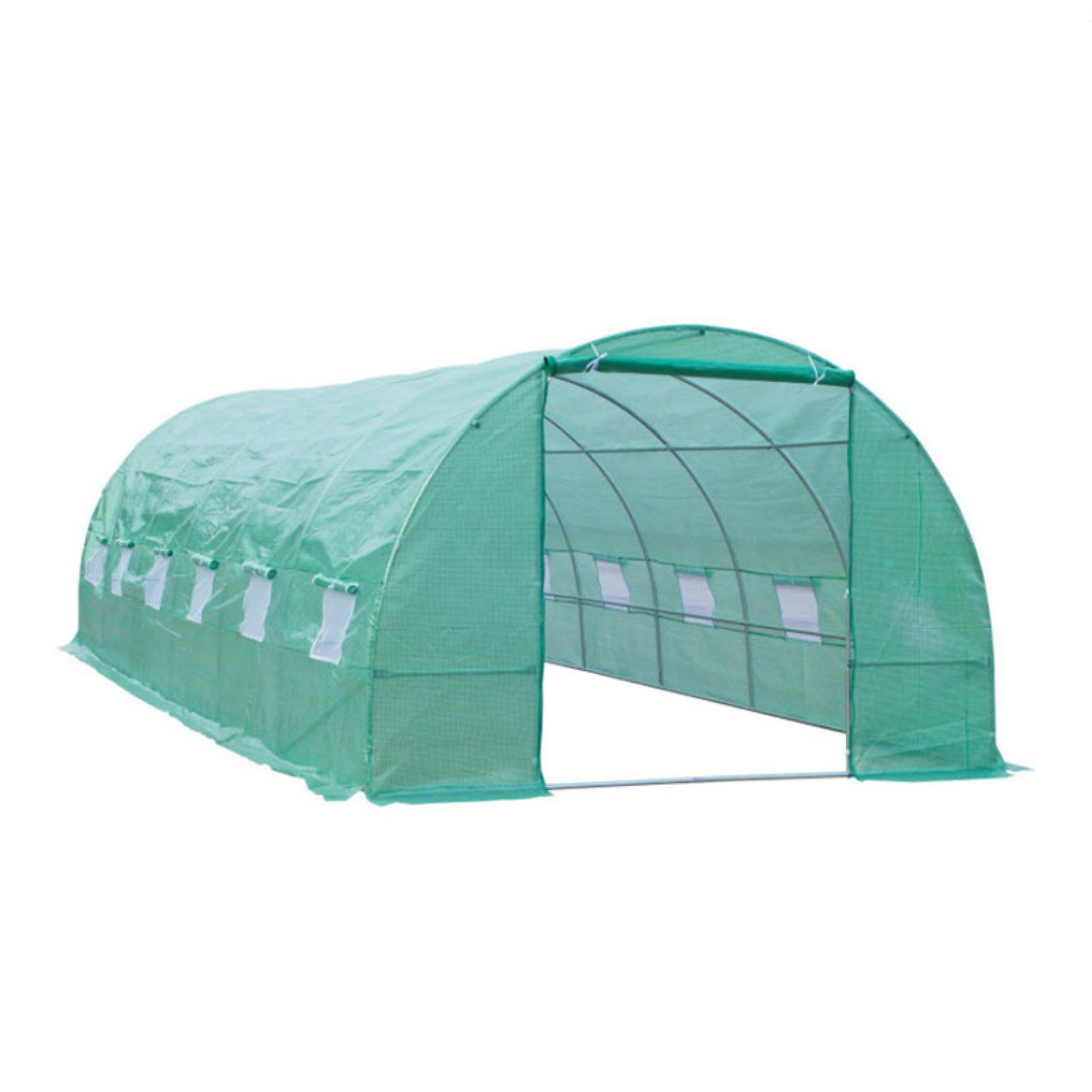 Outsunny Portable 26 x 10 ft. Walk-In Garden Greenhouse by Aosom