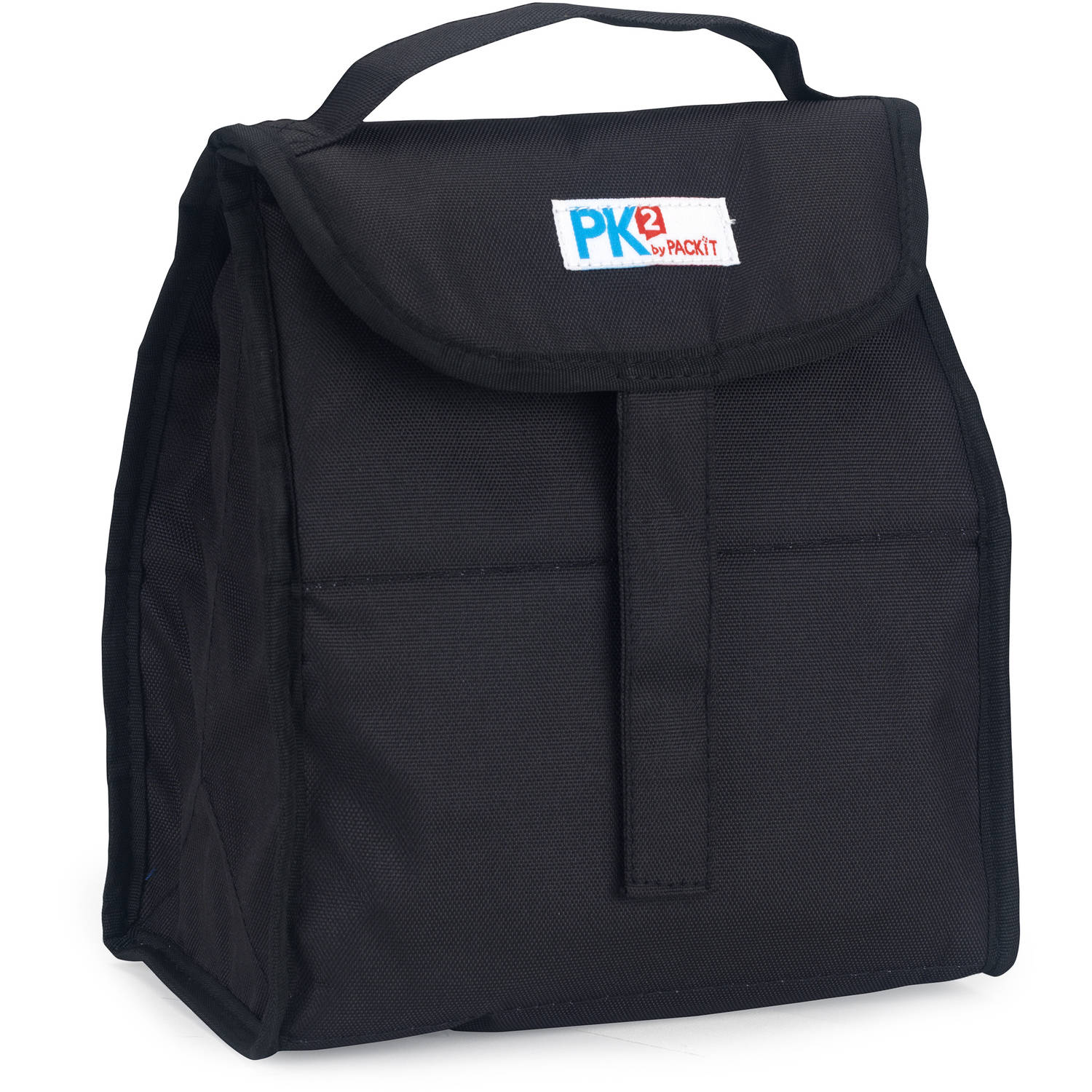 PackIt PK2 Lunch Sack, Black