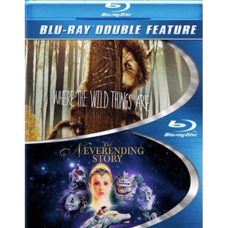 WHERE THE WILD THINGS ARE/NEVERENDING STORY (BLU-RAY/DBFE) (Blu-ray) - Thing 1 And 2