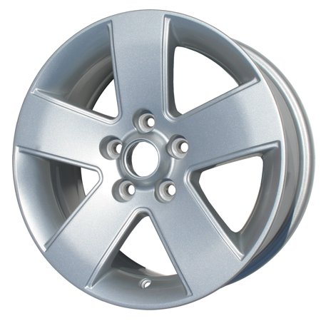2006-2009 Ford Fusion  16x6.5 Aluminum Alloy Wheel, Rim Sparkle Silver Full Face Painted - -
