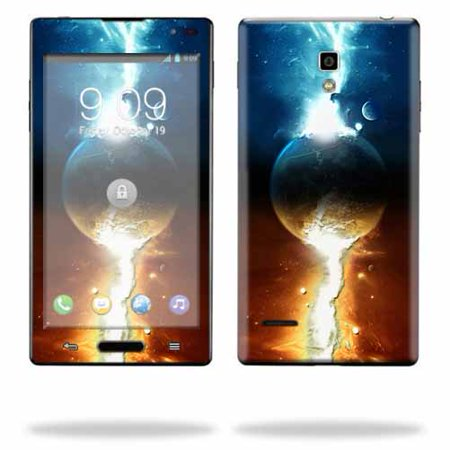 Skin Decal Wrap For  Lg Optimus L9 P769 Cell Phone Sticker Sci Fi