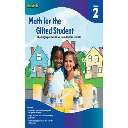 Math for the Gifted Student, Grade 2 : Challenging Activities for the Advanced Learner (Halloween Maths Activity Sheets)