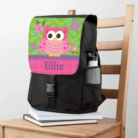 Personalized Sweet Owl Backpack