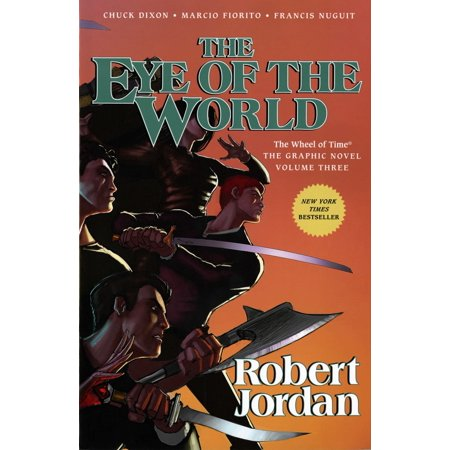 The Eye of the World: The Graphic Novel, Volume -