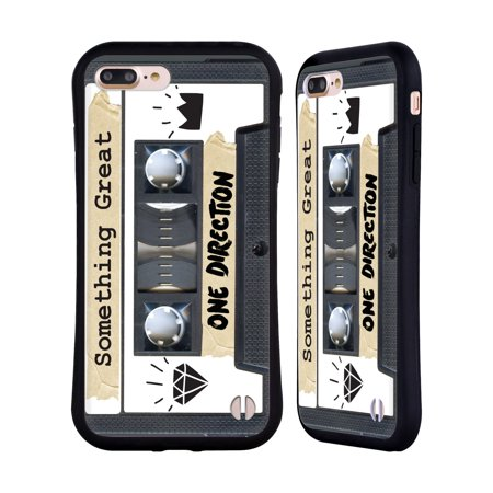 OFFICIAL ONE DIRECTION CASSETTES HYBRID CASE FOR APPLE IPHONES