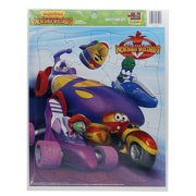 Talicor 7425 Veggietales Inlaid Puzzle League of the Incredible Vegetables