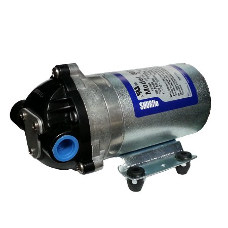 Shurflo 8005 913 289 Series Demand Delivery Pump 1 7 GPM 3 8 NPT 95 P