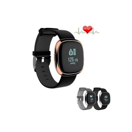 Watch P2 Wristband Bracelet Sports Fitness Tracker Pedometer With Blood Pressure Heart Rate For IOS Android Phone Christmas Birthday Gift