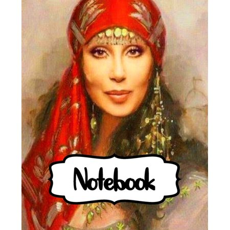 Who Sells Pop Rocks (Notebook: Cher American Singer Goddess of Pop The Folk Rock Husband-Wife Duo Sonny & Cher One Of The Best-Selling Music)