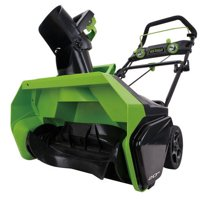 Greenworks DigiPro GMAX 40V 20 in. Cordless Lithium-Ion Snow Thrower, Battery Not Included 2601102